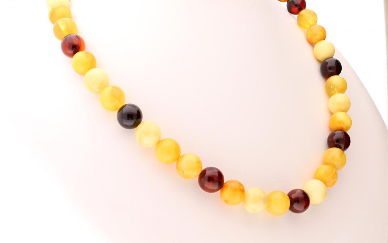 e679a1d31 Jantárový náhrdelník   Merimar, Vaše zlatníctvo